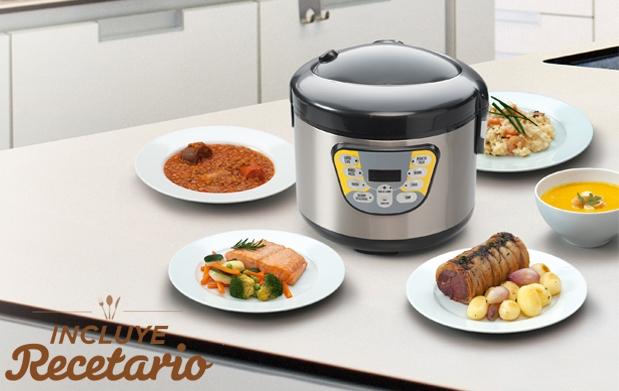 Robot de cocina programable descuento 67 33 for Precio de robot de cocina