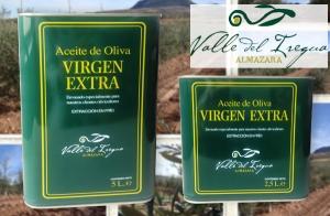 Aceite de oliva Valle del Iregua Almazara
