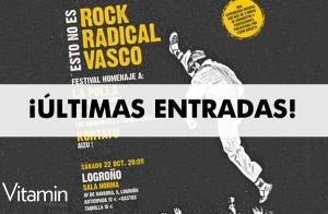 "Festival ""Esto no es rock radical vasco"""