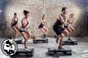 Clases de aerobic y step ¡Ponte en forma!