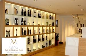 Cata de aceites o vinos DOC Rioja + degustación