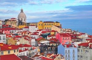 Lisboa: 3 noches en AD+ Hippotrip + city tour