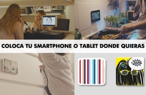 ¡Smart Sticker y disfruta de tu móvil donde quieras!