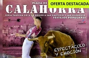 Festejos taurinos en Calahorra: 26 y 30 de agosto