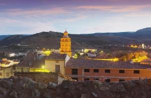 Teruel: 1 ó 2 noches + AD + Parque temático