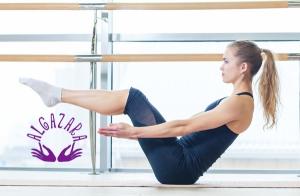 1, 2 ó 3 meses de pilates o danza del vientre