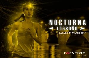 Carrera nocturna de Logroño