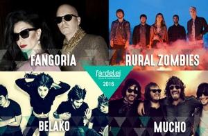Fárdelej Music & Vida Festival 2016. Nuevas entradas