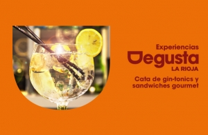Exquisita cata de gin-tonics y sandwiches gourmet