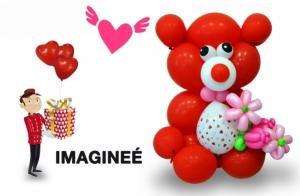 Sorprende con un regalo diferente ¡díselo con globos!