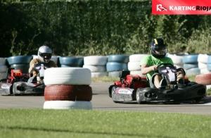 Tanda de karting + consumición ¡disfruta con tus amigos!