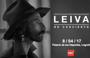 Leiva en concierto - Gira Monstrous