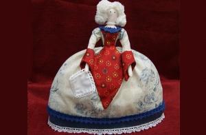 Aprende a confeccionar la muñeca 'Menina'