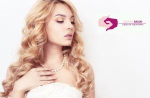 Tratamiento facial especial novias efecto flash, piel de seda
