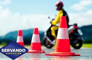 Aprende a conducir una moto de 125 cc