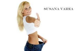 Luce tipazo esta primavera  con Susana Varea