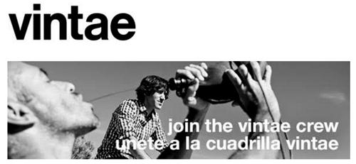 vintae logo